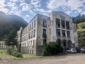 Sanatorium in Abastumani